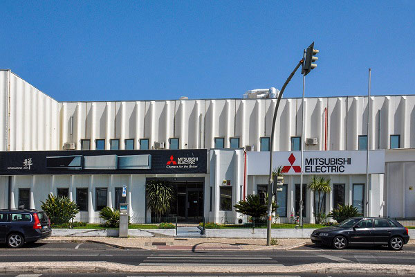 Mitsubishi Electric in Portugal